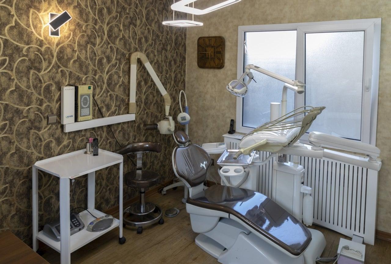کلینیک دندانپزشکی دکتر نیک زاد